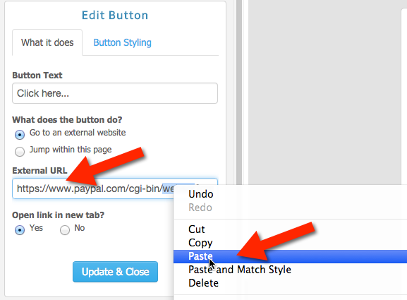 Paypal Hosted Buttons - Updating the toolkit