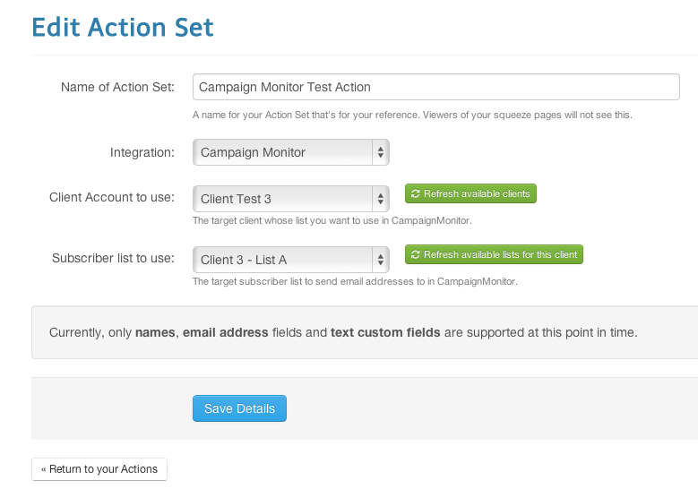 campaignmonitor_actionset