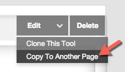 The clone tool button.