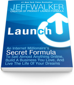 Jeff Walker's Launch Book